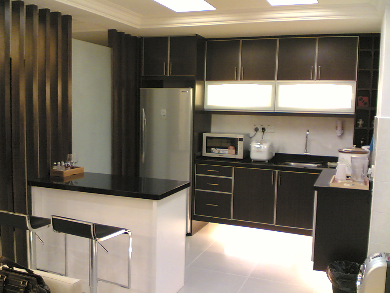 Kitchen malaysia signature kitchen design photos for Kitchen decoration malaysia