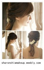 Bridal make up- Korea style
