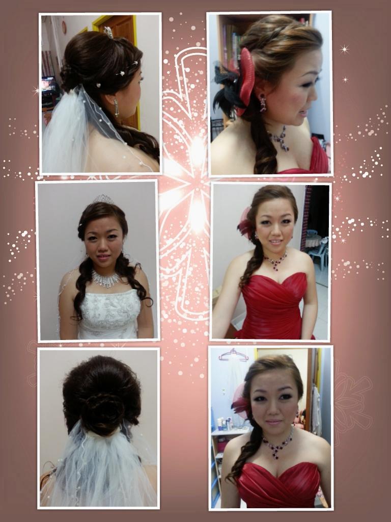 Makeup& hair do