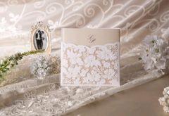 Elegant Floral Lace