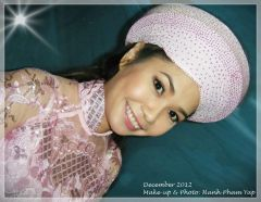 2012 Bridal Makeup