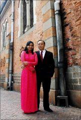 Saigon 01 Jan 2014 - Wedding Photo Album
