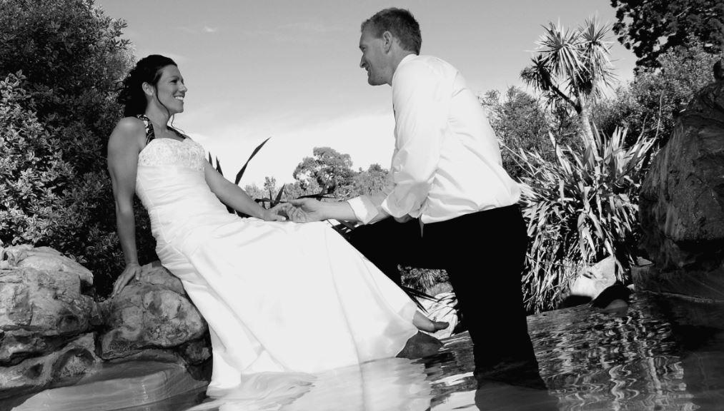 Wedding photography in New Zealand